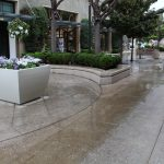 Municipal Exterior Concrete Floor by Bay Area Concretes