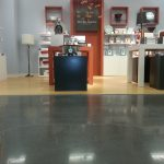 Polished Concrete Floor at a Retail Store by Bay Area Concretes