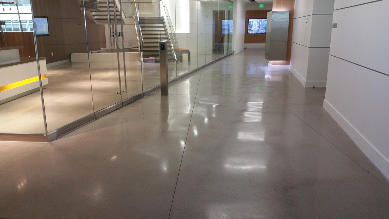 Polished Concrete Floor by BAC - Polished & Decorative Concrete Bay